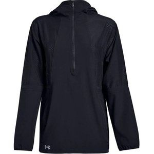 Under Armour Hooded Jacket Women's XL Black